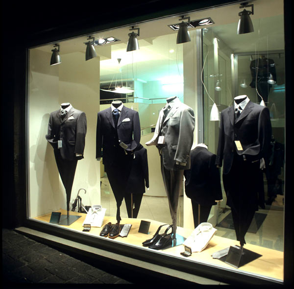 Showroom marcus uomo